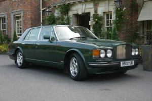 1991 BENTLEY TURBO R 6.75 Litre V8 collectors car.  Photo