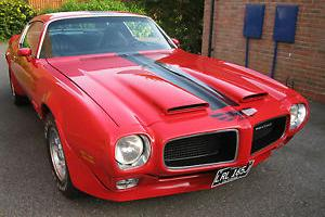 1971 PONTIAC FIREBIRD FORMULA 400  Photo