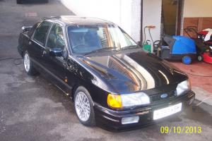 1991 FORD SIERRA SAPPHIRE COSWORTH BLACK  Photo
