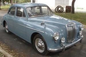 MG Magnette ZB 1957  Photo