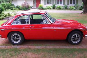 MG : MGB Photo