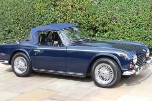 Triumph TR5 PI / 1968 / UK RHD / Overdrive / Fully Restored