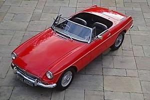 MG / MGB ROADSTER 1964