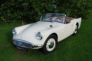 Daimler Dart SP250, Heritage Certificate, Factory Hard-top, New Interior, LHD
