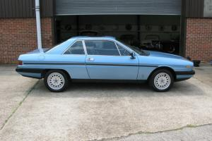 Lanica Gamma Coupe - automatic, 1985 Rare Blue low mileage