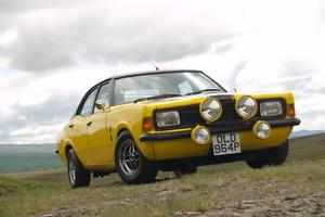 Ford Cortina 2000E Mk3 (2.1 Stage 3 RS Type)