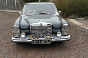 1970 MERCEDES 280 SE TRUE CLASSIC APPRECIATING GEM OF A CAR RED LEATHER FREE TAX