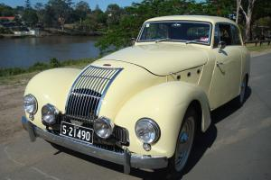 1951 Allard P1 Sports Sedan in Brisbane, QLD