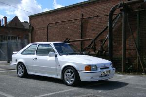 450bhp 4x4 Cosworth Powered Escort RS Turbo