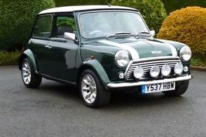 2001 Rover Mini Cooper Sport On Just 18484 Miles Fron New