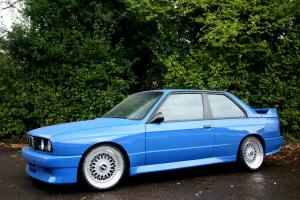 BMW E30 M3 2.5 Evo Project NEW DETAILS ADDED