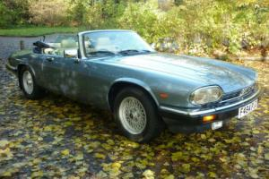 JAGUAR XJS CONVERTIBLE V12 - 23K MILES - THE BEST WE HAVE SEEN  Photo