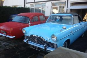 1959 Ford Zephyr Convertible Re Listed Due To Returns Error