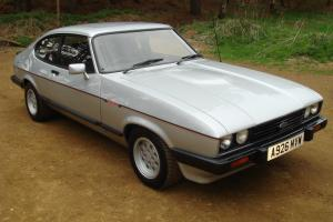 Ford Capri 2.8 Injection. 1983