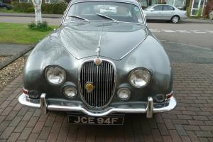 JAGUAR 3.4 S Type  Photo