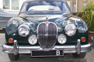jaguar mk2 1964 3.4 lire manual overdrive  Photo