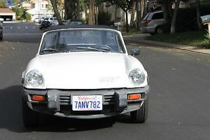 Triumph : Spitfire Base Convertible 2-Door Photo