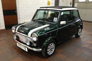 ROVER MINI COOPER MULTI-COLOURED 1 owner delivery miles 182 miles