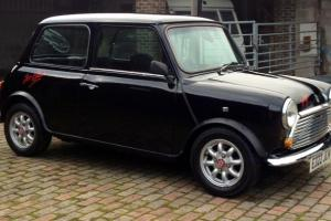 classic mini 998cc 1000cc jet black edition first car rust free 998 1000