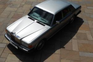 1989 ROLLS ROYCE SILVER SPIRIT Efi ONLY 2 OWNERS  Photo