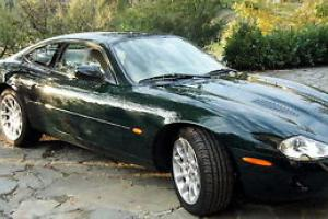 jaguar xkr supercharged 1999  Photo