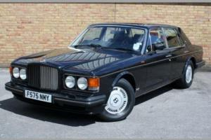 Bentley Turbo R Bentley Others Others PETROL AUTOMATIC 1989/F