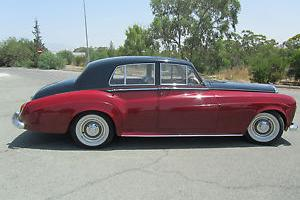Fully restored Bentley S3 in Cyprus For Sale  Photo