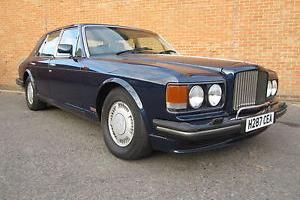 1990 BENTLEY TURBO R  Photo