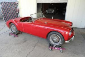 1960 MGA 1600 for restoration.