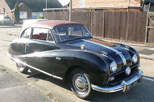 Austin Atlantic coupe 1952 A90 sports