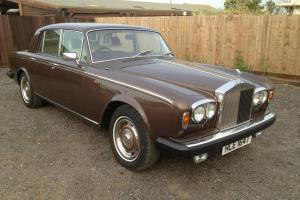 1978 Rolls Royce SIlver Shadow 11 An exceptional example 69k miles with History  Photo
