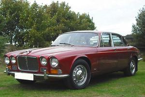 JAGUAR 5.3 XJ12 L, series 1, Rare 1973 car, one of only 750 world supply