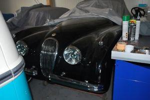Jaguar XK 120 OTS - Roadster Body  Photo