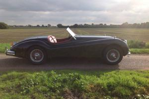 1956 Jaguar XK 140 MC LHD 3.4 Roadster  Photo