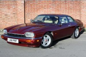 Jaguar XJS Xj-S 4.0 Sports PETROL AUTOMATIC 1994/L