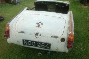 MG MIDGET MK1 Rare  Photo