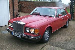BENTLEY EIGHT AUTO 1992 LOW MILAGE 6750cc