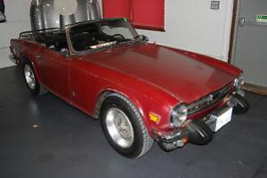 Triumph TR6 1974  Photo