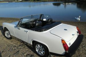 1977 MG Midget 1500 Showroom Condition New MOT  Photo