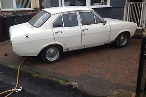 MK 1 ESCORT 4 DOOR RS 2000 engine LOTUS CORTINA WHEELS  Photo