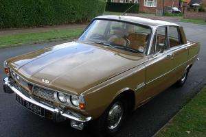 ROVER 3500 V8 P6 AUTOMATIC - 73,000 GENUINE MILES FROM NEW AND THE BEST EXAMPLE.