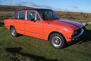 1980 TRIUMPH DOLOMITE SPRINT RED