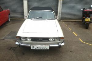 triumph stag v8  Photo