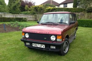 Range Rover Classic 3.9 V8 1992  Photo