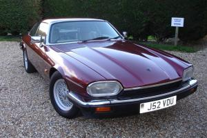 1992 Facelift Jaguar XJS 4.0 Sports Auto - New MOT, FSH, Lovely Condition.  Photo