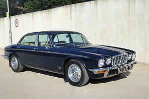 Immaculate Jaguar XJ6 -2 Owners-38000 miles