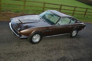 ASTON MARTIN V8 series 2 Manual