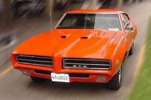 pontiac gto 1969 judge  for Sale