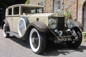 1930 ROLLS ROYCE PHANTOM II  Photo