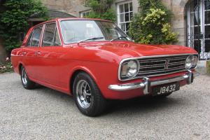 1968 FORD CORTINA 1600 E  Photo